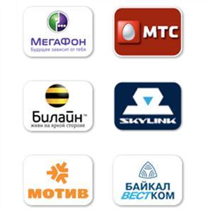 Операторы сотовой связи Дормидонтовки