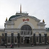Железнодорожные вокзалы в Дормидонтовке
