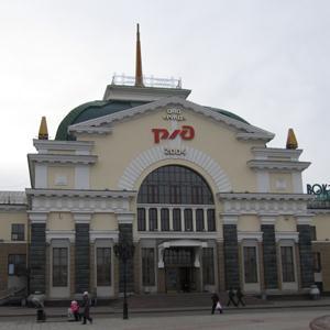 Железнодорожные вокзалы Дормидонтовки